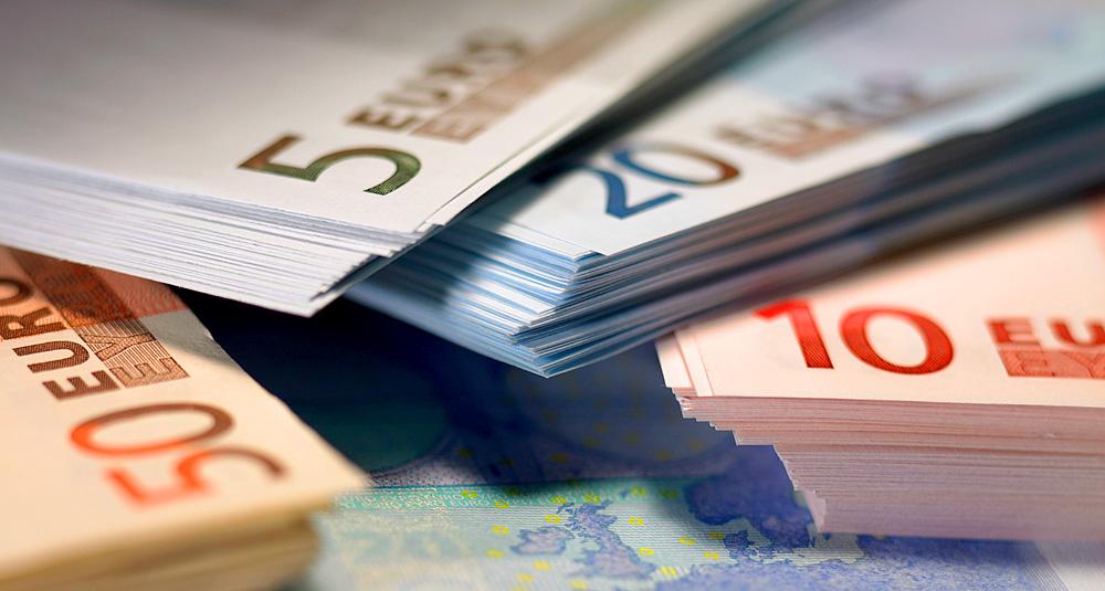 Der 50-Euro-Schein wird am häufigsten gefälscht